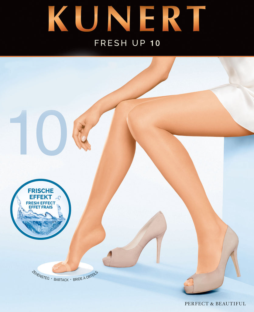 Fresh Up 10- Toeless
