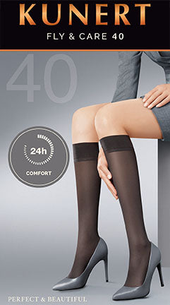 Fly & Care Knee Highs