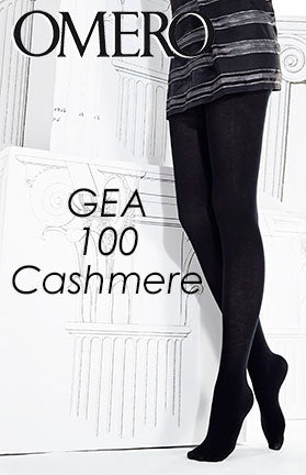 Gea 100 Cashmere Tights
