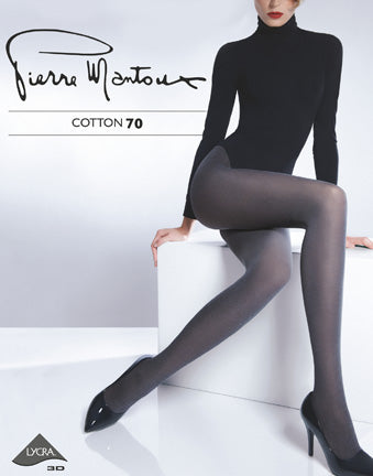 Collant Cotton 70