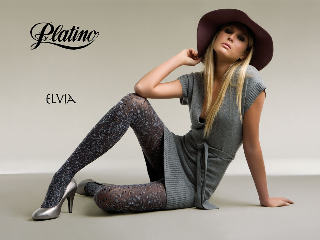 Elvia Fashion Pantyhose