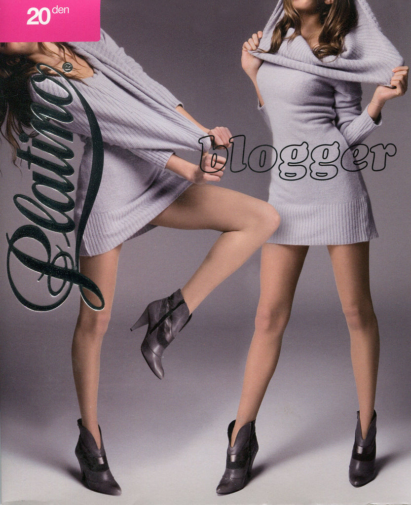Blogger 20 Pantyhose