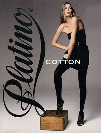 Cotton Liso 100 Tights