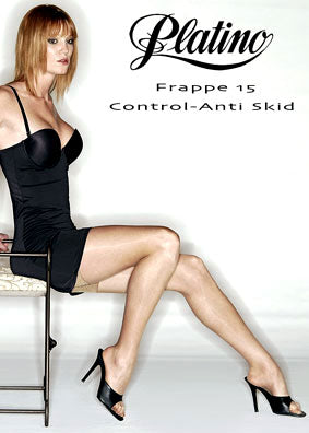 Frappe 15 Control Top Pantyhose