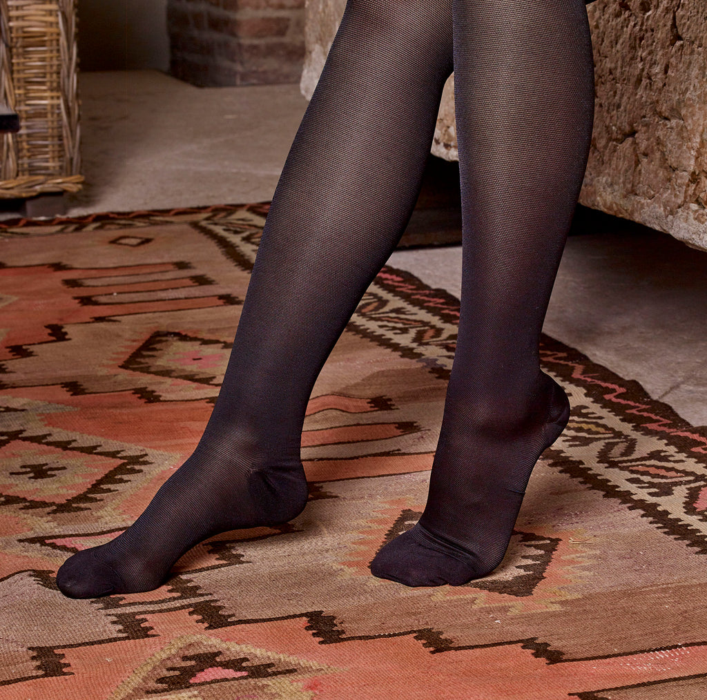 Plus Support Pantyhose