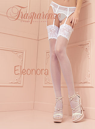 Eleonora 30 Lace Top Stockings