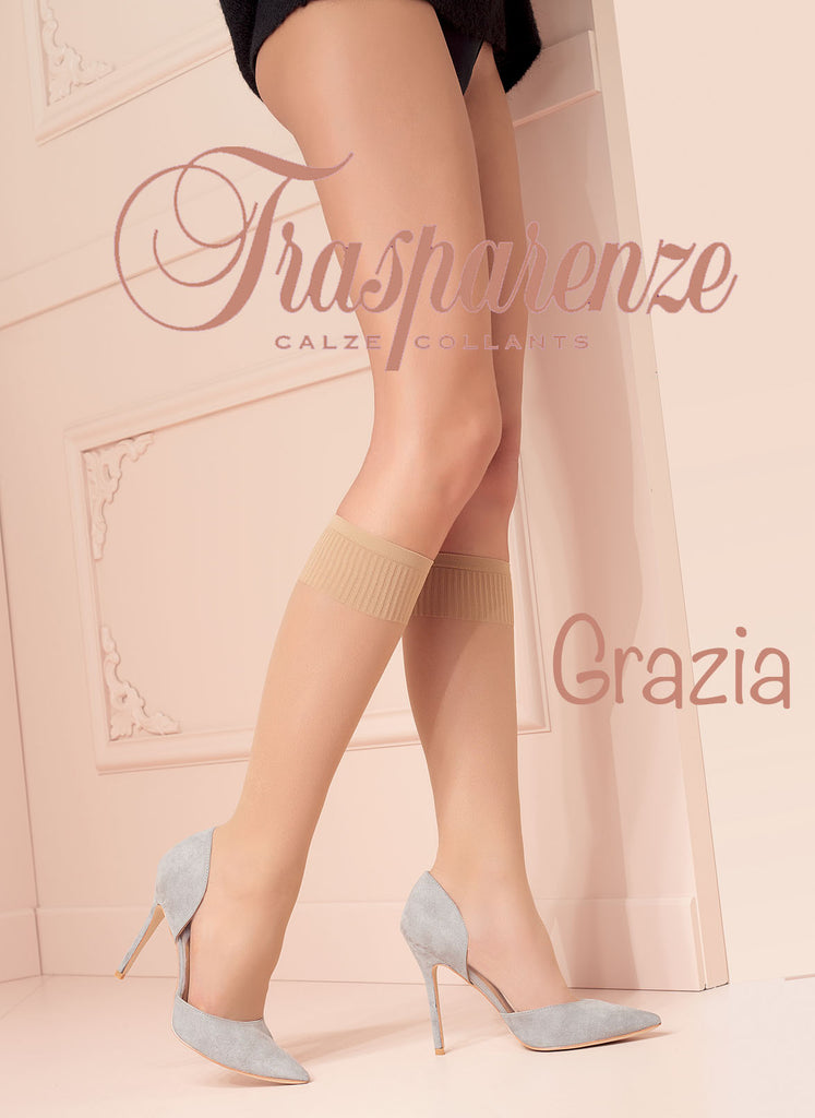 Grazia Knee Highs