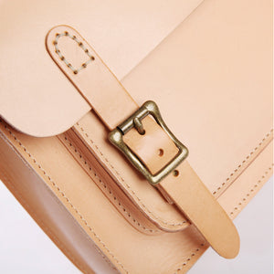 YAAGLE Women British Style Tanned Leather Cross Body Bag Tote YGBR6001 - YAAGLE.com