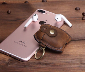 AirPods Pro leather case YG5067 - YAAGLE.com