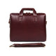 YAAGLE Men's Genuine Leather Hand Briefcase Bag for Business YG7167Q - YAAGLE.com