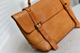 YAAGLE Women Vintage Handmade Real Leather Flap Handbag YG297(small) - YAAGLE.com