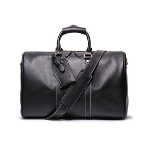 YAAGLE Large Capacity Crazy Horse Leather Luggage Handbag YG9088 - YAAGLE.com