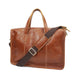 YAAGLE Men's Genuine Leather Business Messenger Handbag YGYD8093 - YAAGLE.com