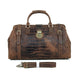 YAAGLE Crazy Horse Leather Crack Pattern Top-handle Bag YG7281 - YAAGLE.com