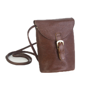 YAAGLE Girls' Portable Tanned Leather Mini Phone Bag YGG21866 - YAAGLE.com