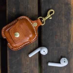 AirPods Pro leather case YG5079 - YAAGLE.com