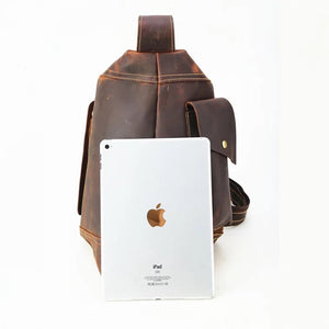 YAAGLE Cow Leather Fashion Bags Sling Bag YG8077 - YAAGLE.com