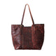 YAAGLE Women Retro National Large Capacity Shopping Bag Tote YGPD2091 - YAAGLE.com