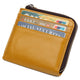 YAAGLE Unisex Mini Zipper Purse Card Slots YG8448 - YAAGLE.com