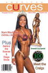 American Curves Magazine-4th Issue-Emerald Cup Special 2018 Collectors edition [paper back]