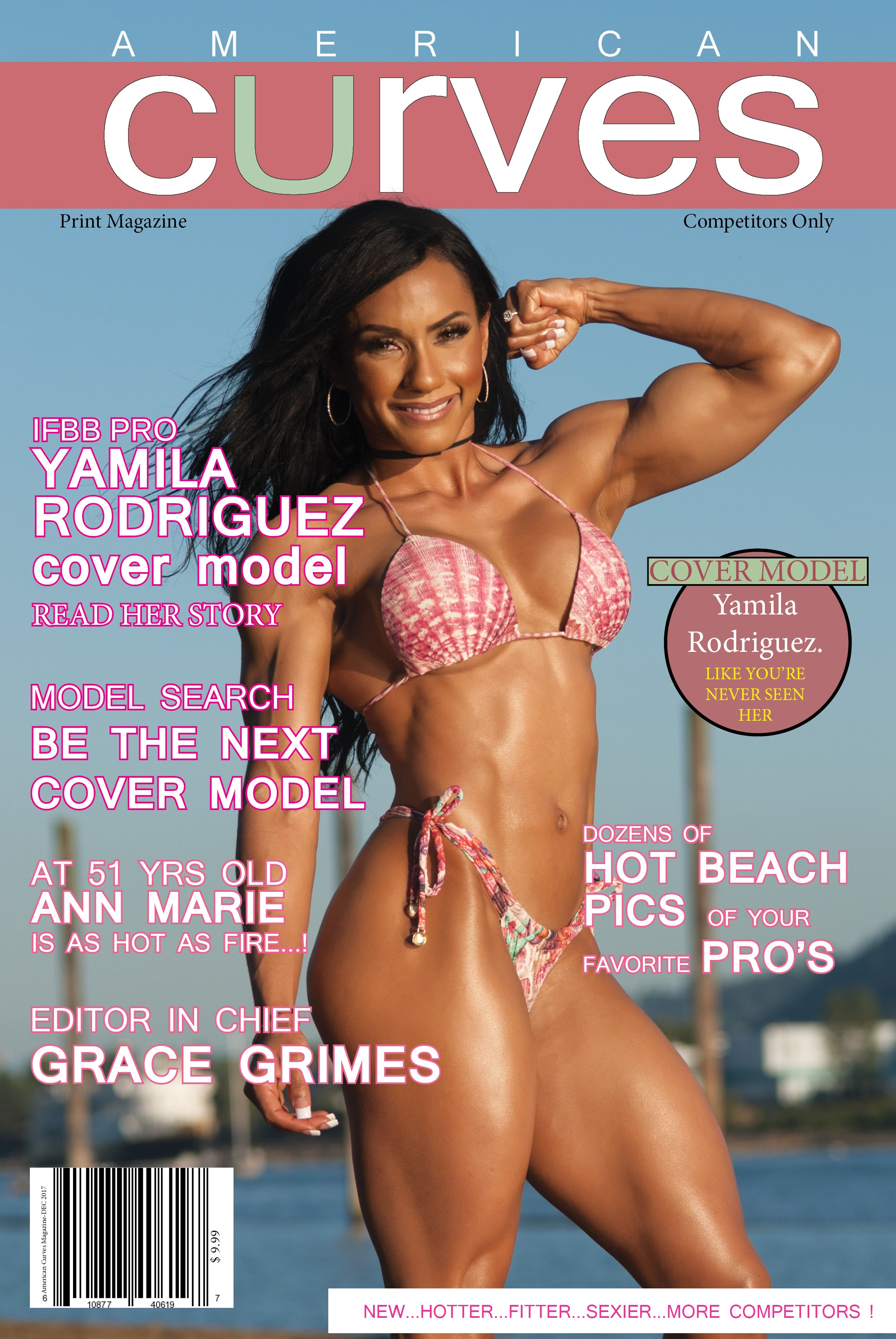 American Curves Magazine-2nd Issue-Collectors edition [Paper Back]