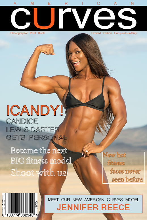 American Curves Magazine-4th Issue-November issue 2018 Collectors edition [Paper-Back]