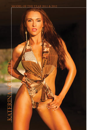 American Curves Magazine-Premiere Issue-Collectors edition [Paper Back]