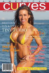 American Curves Magazine-Premiere Issue-Collectors edition [Instant Download]