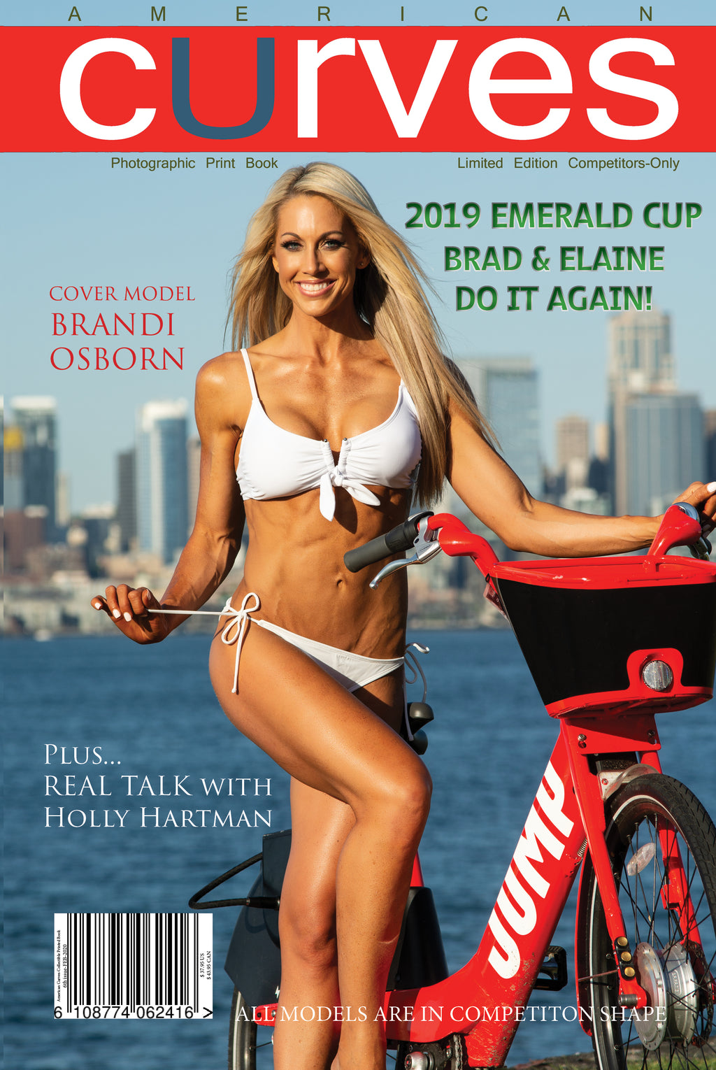 American Curves Magazine-6th Issue-Emerald Cup Special 2019 Collectors edition [Instant Download]