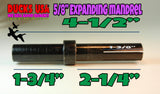 "MANDREL - 5/8"" EXPANDING MANDREL Straight Shaft Listing for One Mandrel"