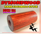 "DIAMOND WOOD  - U-PICK COLOR REAL DYMOND WOOD Barrel Blanks ""Ready to Shape"""