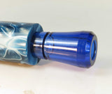 GOOSE CALL KIT Canada Insert & Blue Lagoon Exotic Swirl with Candy Blue Band