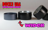 "BANDS - 5/8"" WIDE BLACK BIG & BOLD 2-PACK 1.2"" OD x 1.04"" ID"