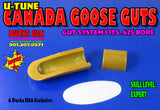 GOOSE GUTS - CANADA GOOSE Olive Guts Total Custom Tuning Required Skill Level: Expert