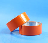 "BANDS - ORANGE POWDER COAT SERIES Alum Bands 2-PACK 1.25"" OD x 1.17"" ID X 1/2"" WIDE"