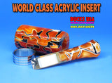 DUCK CALL KIT - ULTRA ALL ACRYLIC ICE CREAM SWIRL with Matching Insert Super HOT!!