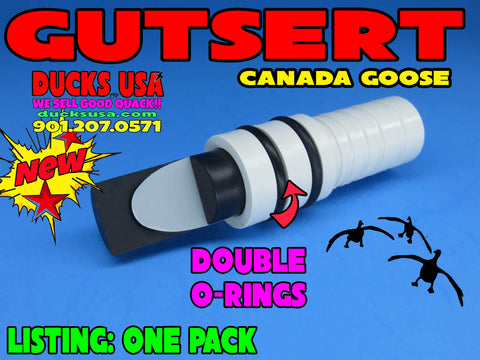 "GUTSERT - CANADA GOOSE ""HONK HOLDER"" GUTSERT - Connects Insert to Barrel 1-PACK"