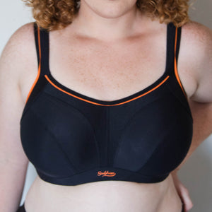 Sculptresse by Panache Non Molded Underwire Sports Bra