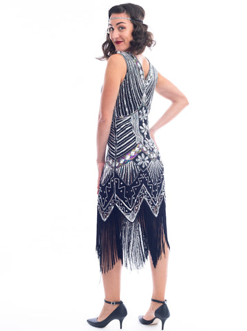 products/1920s-vintage-black-silver-beaded-ella-flapper-dress-back.jpg