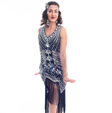 products/1920s-vintage-black-silver-beaded-ella-flapper-dress-close.jpg