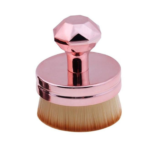 Round Foundation Brush - maxiulan