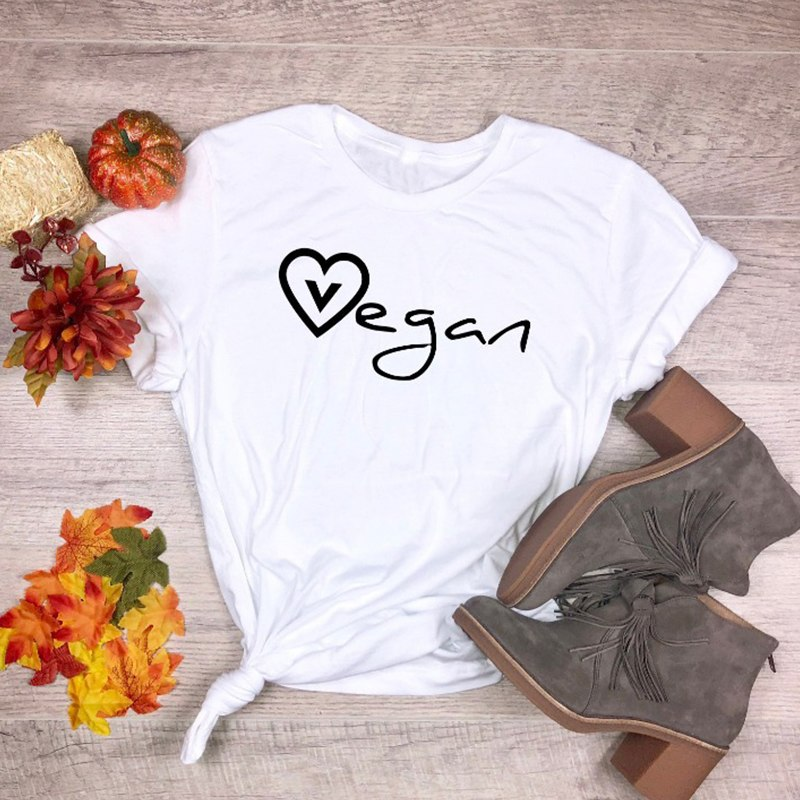 Vegan Heart Tee