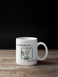 Vegan Powered by Plants Mug