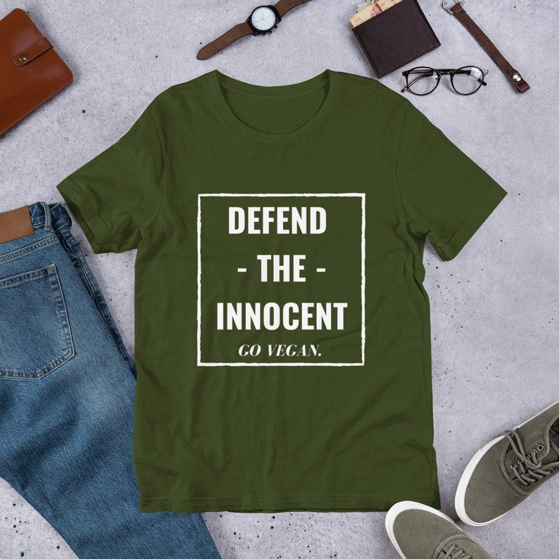 Defend the Innocent Tee