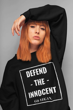 Defend the Innocent Sweatshirt