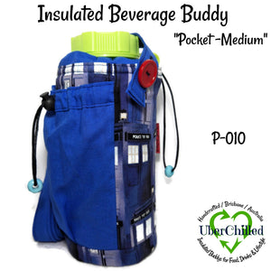 """Deluxe"" Insulated Beverage Buddy Medium"
