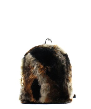 Furbie | Faux Fur Backpack - liarboutiques