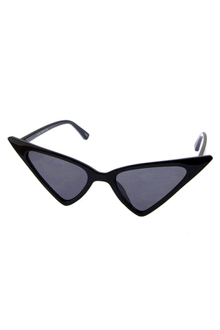 Feline | Pointy Cat Eye Sunglasses - liarboutiques