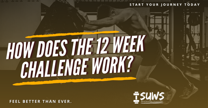 How Does The 12 Week Challenge Work?