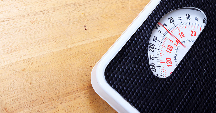 Why you need to stop worrying about the scales!